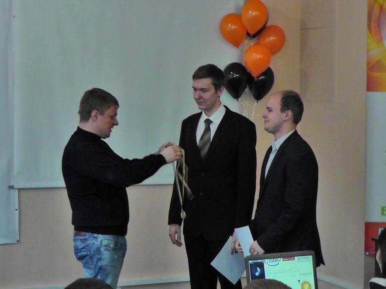 Студенти ІКІТ призери другого етапу конкурса «Золотий байт»