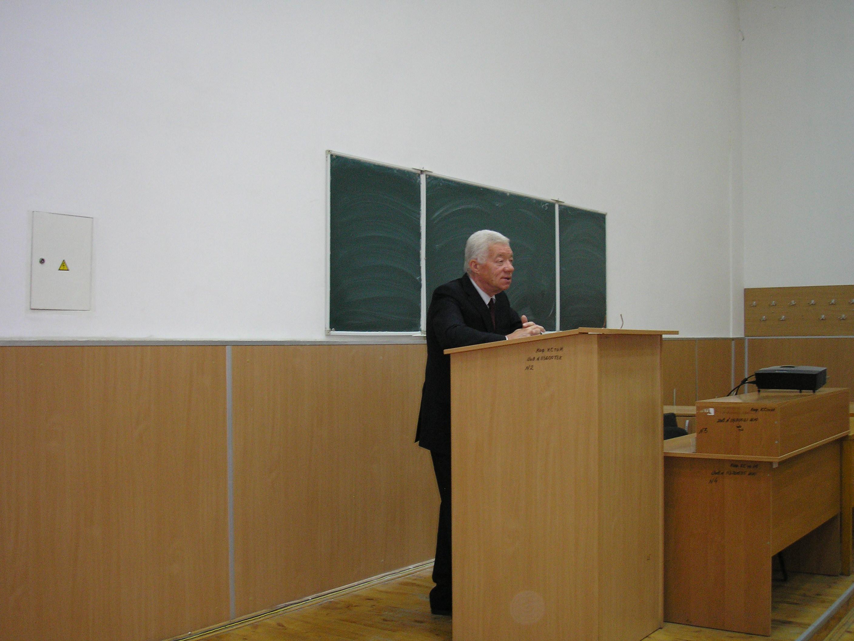 """Пленарне засідання міжнародної науково-технічної конференції """"Інтелектуальні технології лінгвістичного аналізу"""""""